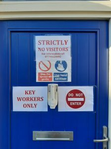 Key Workers only at Barholm