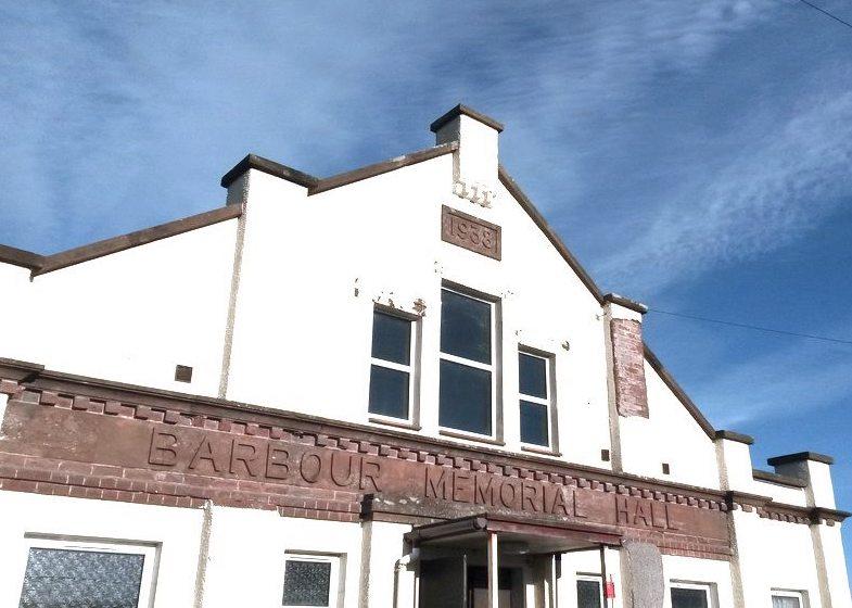 Barbour Memorial Hall