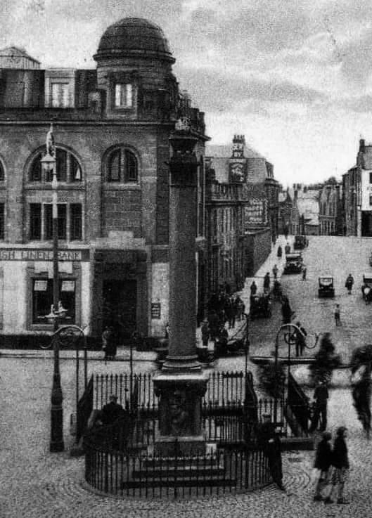 The Linen Bank, Dumfries