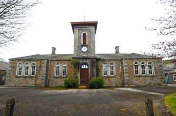 Johnston School Prior to Building Works