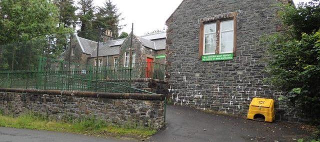 Pinwherry School