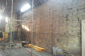 Waverley hall refurb