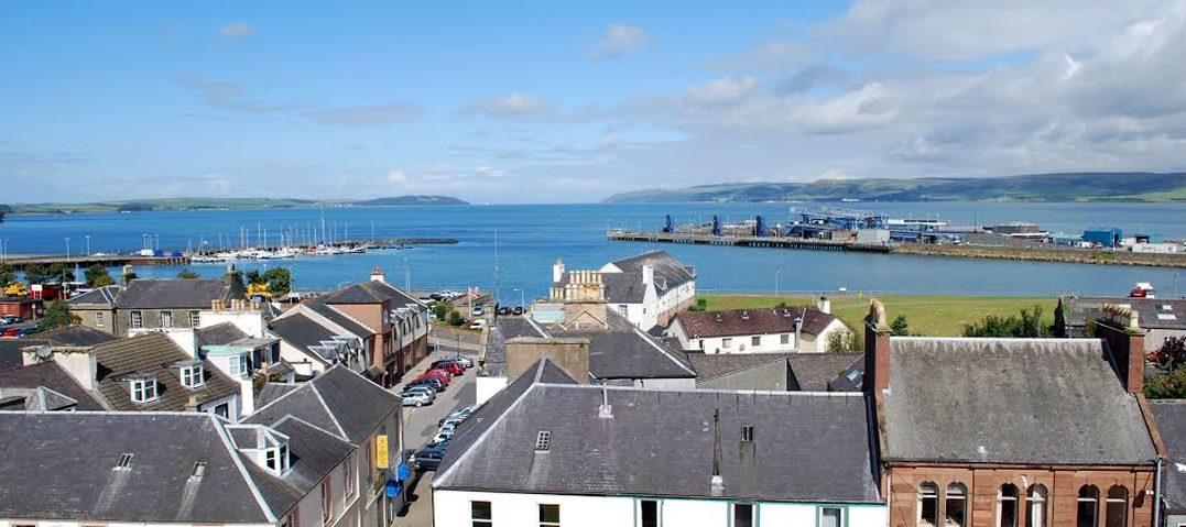 Stranraer and Loch Ryan